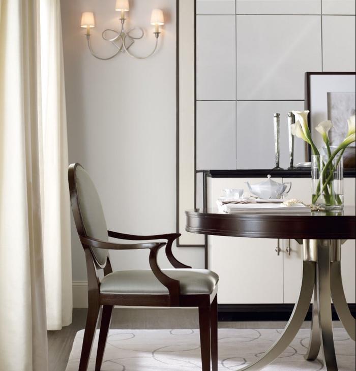 Chelsea interiores muebles finos comedores sillas for Comedores finos